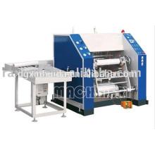 Automatico LDPE pelicula plastica maquina rebobinadora