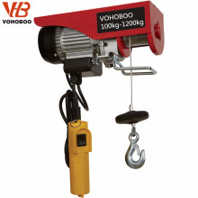 Vohoboo Small Easy Lifting Hoist 1 Ton PA1000 1000kg Hoist Mini Electric Hoist Winch