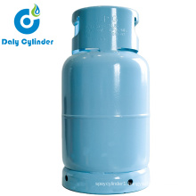 10kg BBQ LPG Cylinder Sampling Tank for Gas Collection with Valve