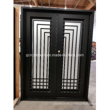 Popular Elegant Design Steel Door for Luxury House
