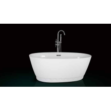Small  Size Acrylic Bathtub