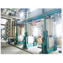 20-100T / D Sonnenblumenöl-Maschine mit hoher Qualität