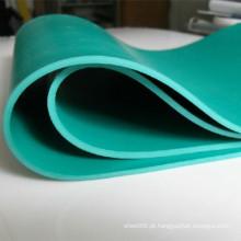 Folha plástica macia antiestática do PVC para industrial