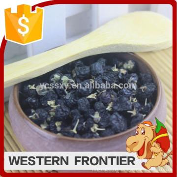 2016 Heißer Verkauf organische gefriergetrocknete schwarze goji Beere