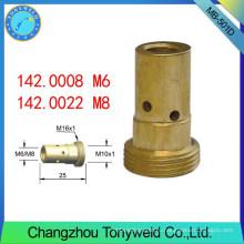 Бинзель воды горелки для сварки деталей держатель контактного наконечника МВ 501D