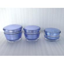 Mushroom Shape Cream Jar J035 Series