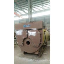 Caldera de condensación de vapor horizontal (de gas) Wns0.75