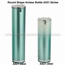 30 мл 50 мл круглая форма Безвоздушная Бутылка акриловый