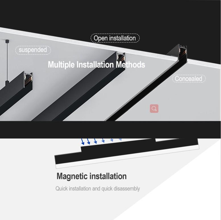 cheap track light system