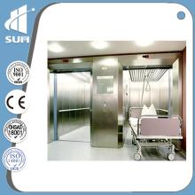 Elevador del hospital de la velocidad 2.0m / S Capacidad 2000kg