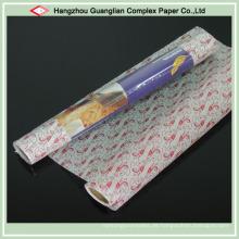 Food Grade Printed Pergamentpapier