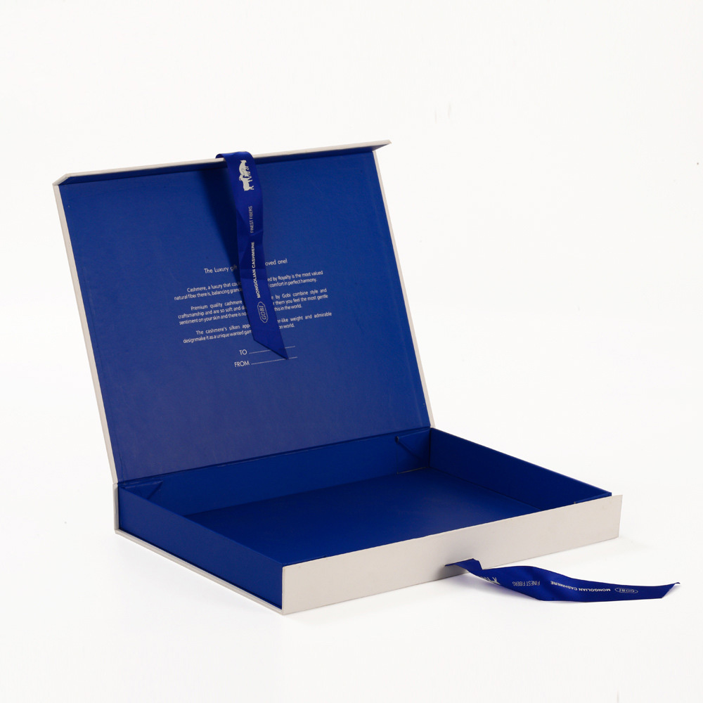 Custom Collapsible Rigid Gift Box