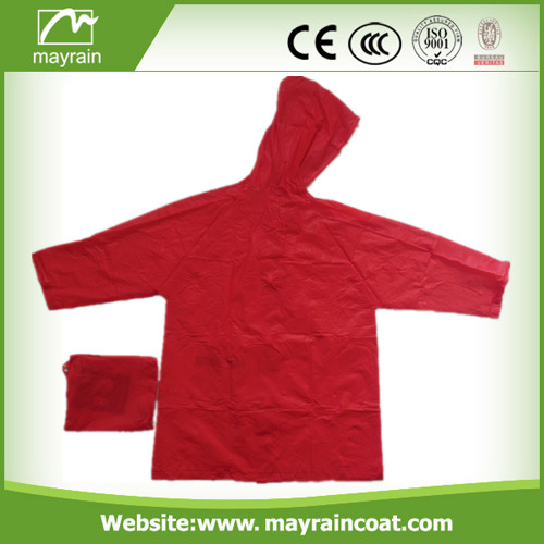 Customer' s Design PVC Raincoat