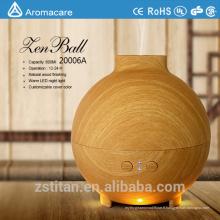 Diffuseur ultrasonique d'aromathérapie d'ions