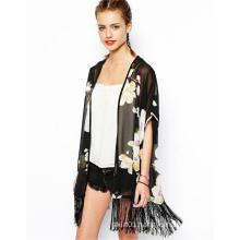 OEM Fashion Women Clothes Summer Tassel Women Jacket