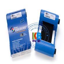 Cinta de impresora de transferencia térmica de cebra p110i p210i p310i p330i 1000 imagen negro