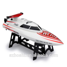 Factory Wltoys WL911 RC Boat 4CH 2.4G High Speed 24km/h Racing RC RTF Charging Boat Waterproof Remote Control Outdoor Toys