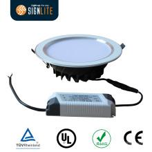 O diodo emissor de luz Downlight de Samsung SMD5630 2.5inch 3inch 4inch 5inch 6inch 8inch, diodo emissor de luz ilumina-se para baixo