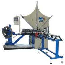 Máquina formadora de tubos espirales