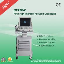 Hf-128 Professional Hifu Equipamentos de elevação de rosto