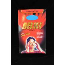 Relief Tablet Migraine Relief/Allergy Relief BP