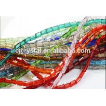 Großhandel billige Glas Rechteck Perlen