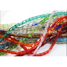 Grânulos de vidro retângulo barato por atacado