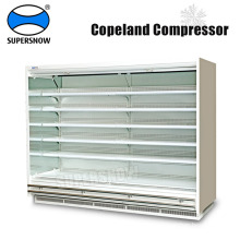 Vertical Multi Deck Open Used Supermarket Refrigeration