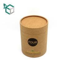Boîte adaptée aux besoins du client de thé de carton d'impression de logo et de conception