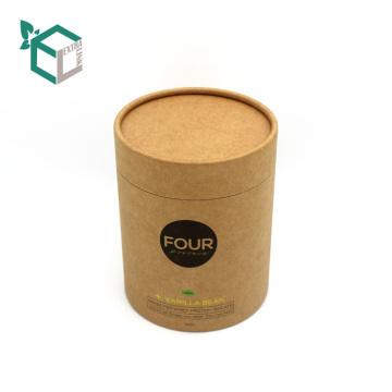 Logotipo personalizado y diseño de impresión Caja de té de cartón