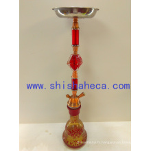 Fillmore Style Top Qualité Nargile Fumer Pipe Shisha Narguilé