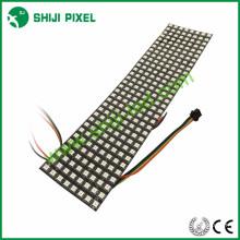 a luz de painel endereçável do diodo emissor de luz do pixel RGB da matriz endereça o painel conduzido p10 conduziu a placa de exposição