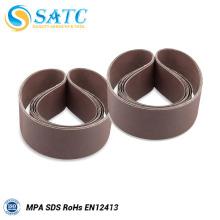 Preço de fabricação de cinto de lixamento / polimento de metais