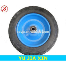 small pu foam rubber wheels 300-8