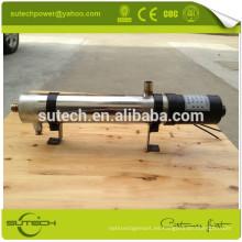 calentador de la chaqueta de agua 0.6kw, 1kw, 1.5kw, 2kw, 3kw y 4kw para el motor diesel