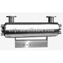 Stérilisateur UV purificateur d'eau pour traitement de l'eau