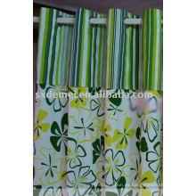 flor impresa lona impermeable cortina de puerta