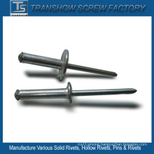 3.2*12mm Open Type Blind Rivet Steel