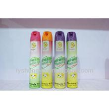 hojalata puede envasar insecticida en aerosol