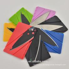 ¡¡¡Caliente!!! Cuchillo de múltiples funciones de la tarjeta de crédito del bolsillo de la alta calidad, wholesale.welcome para pedir