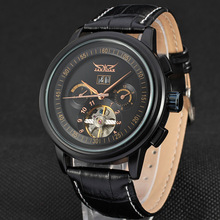 Customized Mechanical Tourbillon Mens Crown Watch