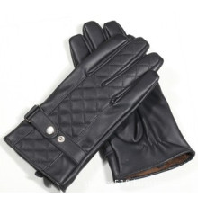 Artificial Leather Glove for Men (SWPU1)