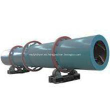 Máquina industrial del secador de tambor rotatorio para la venta
