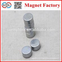 N35 небольшой круглый магнит на холодильник магнит