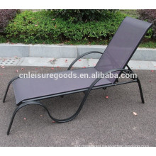 Hot Sell luxury Aluminium Sling Poolside Sunbed