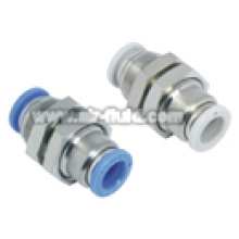 APM Bulkhead Union Plastic Push in Tubing Fittings