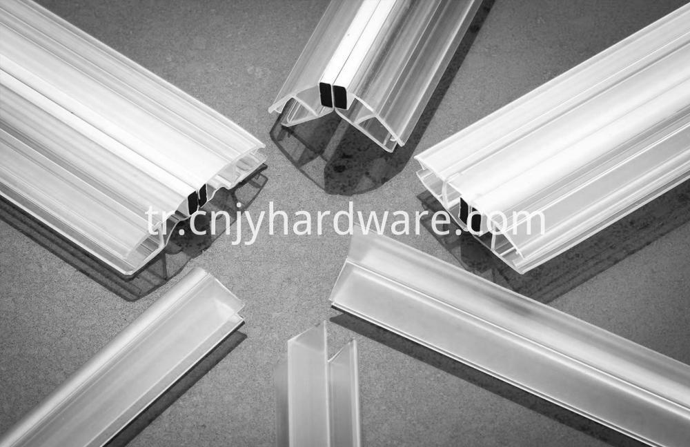 Magnetic Pvc Waterproof Pvc Seal Strip