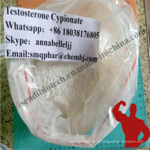 Test Cypionate Cypionate de poudre de stéroïde anabolisant de Cyp pour le Buidling de muscle