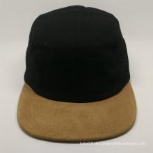 Plain Design Großhandel 5 Panel Hüte mit großem Preis