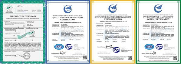 Ce Iso Geotextile